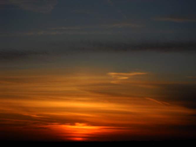 Creamy Sunset