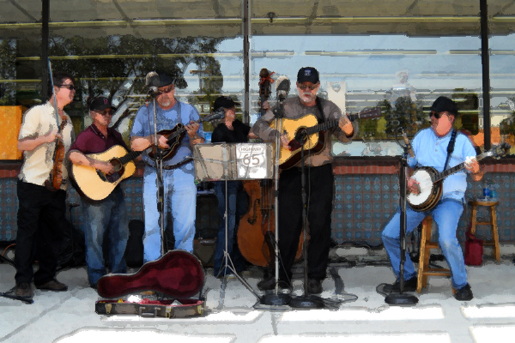 Highway 65 - Bluegrass at the Grocery