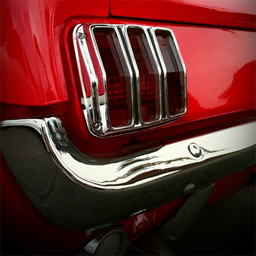 Mustang - Iconic Taillight