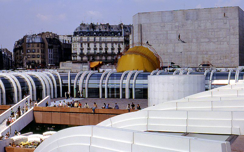 Paris - New and Old