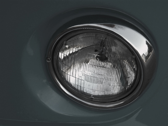 VW Bus Headlight