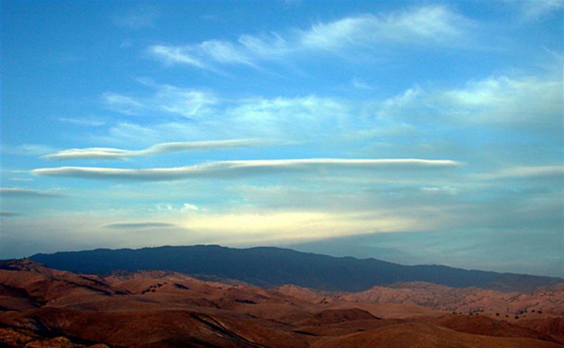 Sierra Clouds