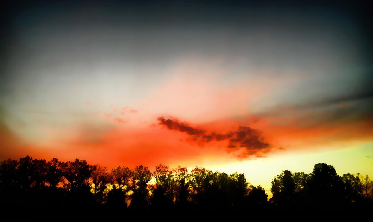 Autumn Sundowner - Bakersfield, CA