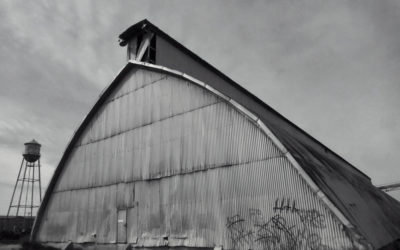 The Abandoned Cotton Gin