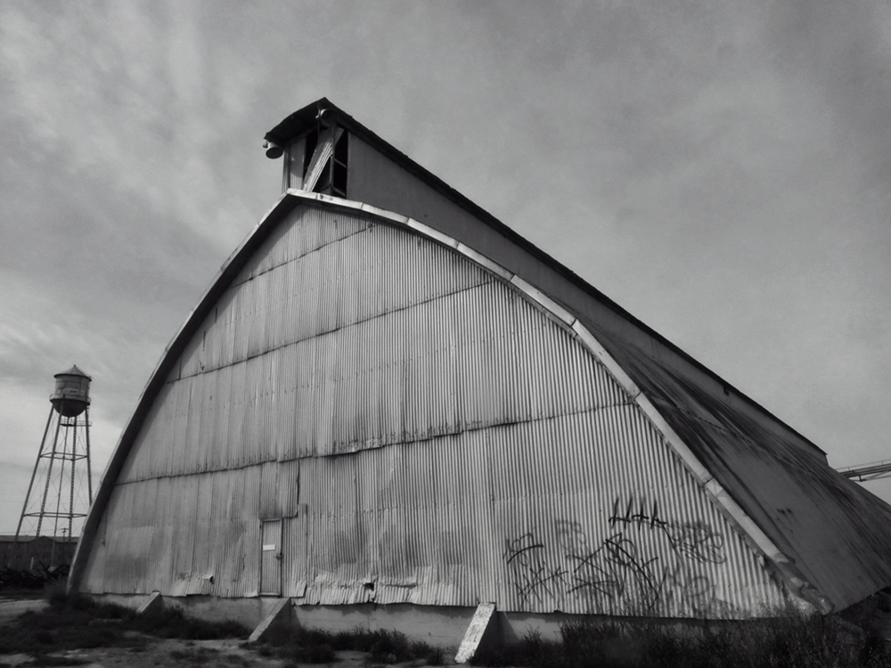 Chris Nielsen Photography - Abandoned Cotton Gin