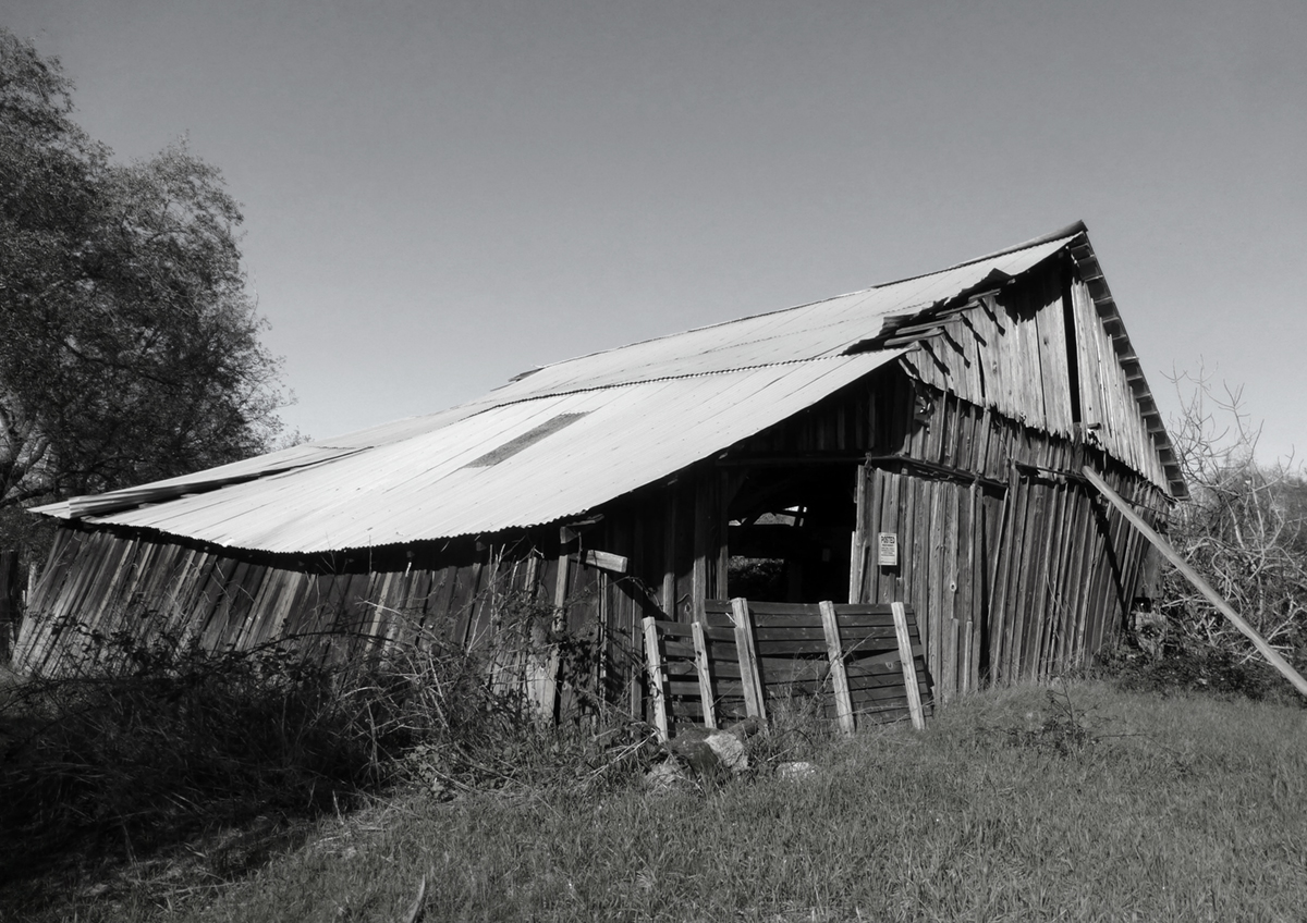 Chris Nielsen Photography - Old Barn