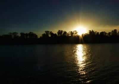 Sun Over Natoma
