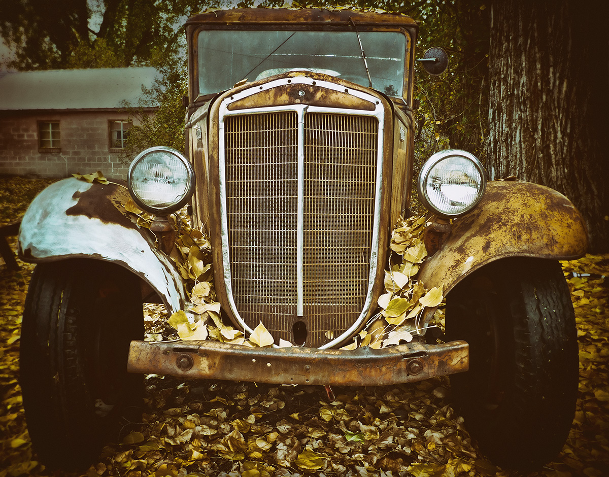 CN - Old Truck #2