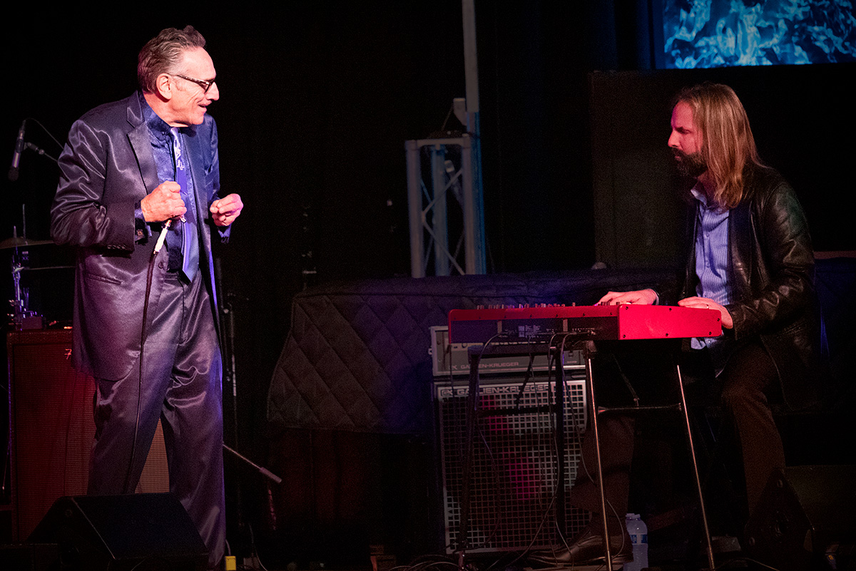 Rick Estrin and the Nightcats