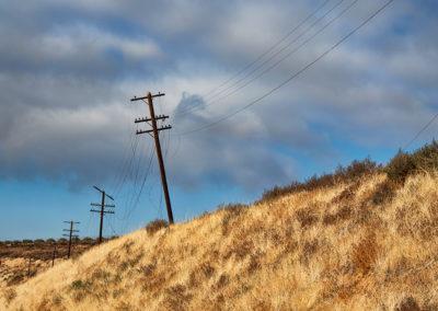 """Wires & Poles - 24""""x36"""""""