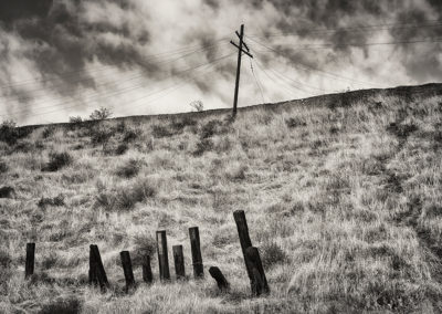 """Wires & Pole - 20""""x30"""""""