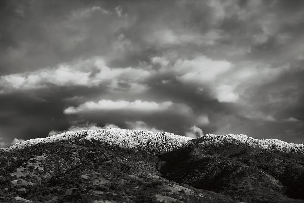"Bear Mountain Snow -16""x24"""