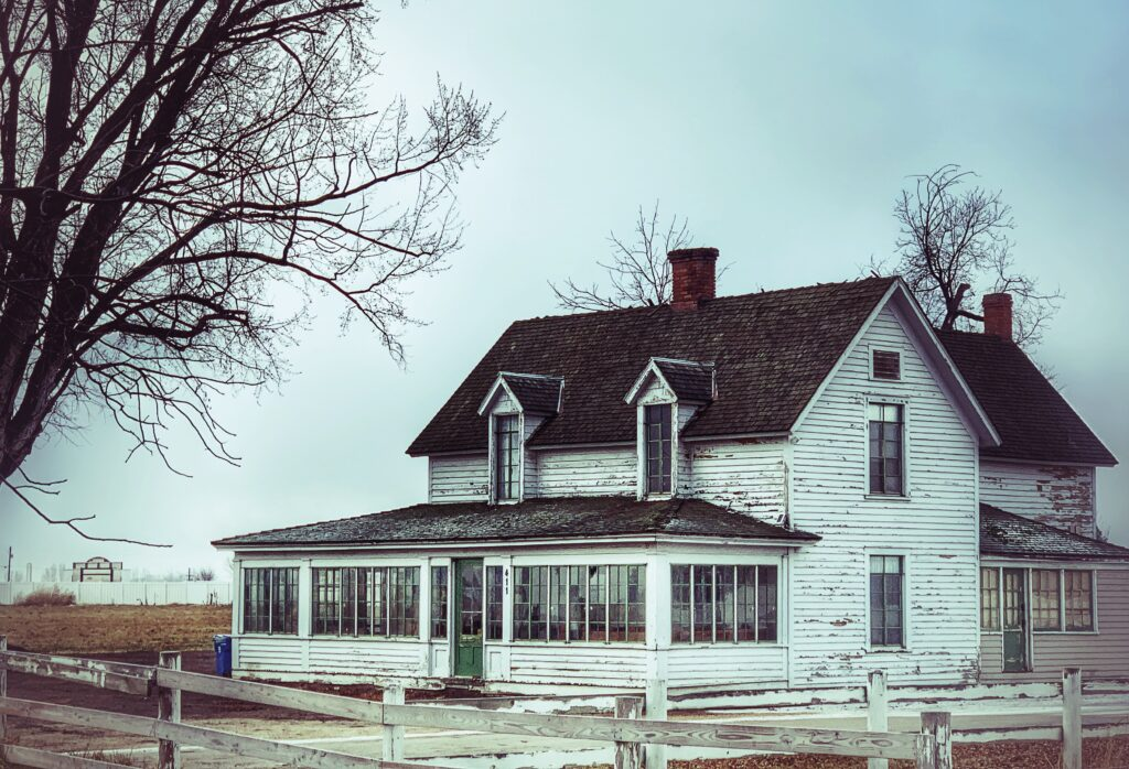 House with Windows